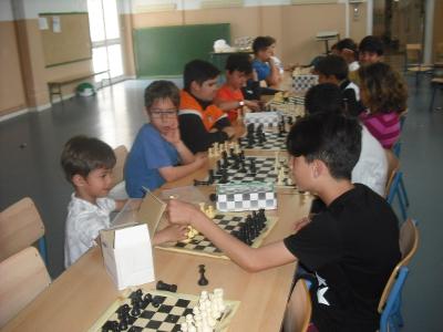 Torneo Ajedrez Juegos Deportivos Municipales Puente Genil 2016