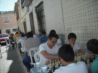 Torneo Ajedrez Verbena Miragenil 2016