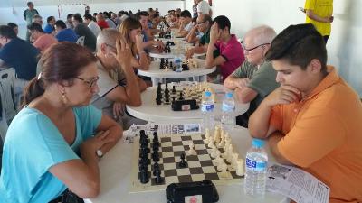 Open de Ajedrez Villa de Carcabuey 2016