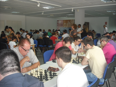 Clasificación Torneo Ajedrez Feria Puente Genil 2016