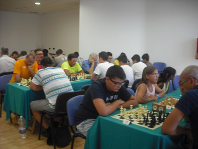 Torneo del Aceite Ciudad de Baena 2016