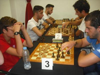 Torneo Ajedrez Emigrante La Roda de Andalucia 2016