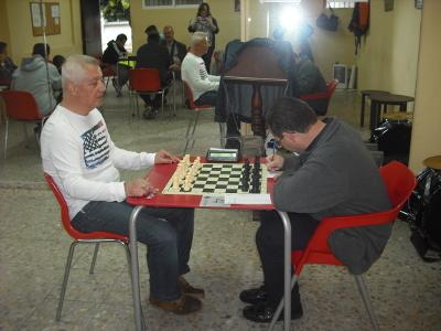 Torneo Ajedrez Provincial Absoluto por Equipos Córdoba 2016 ronda 5