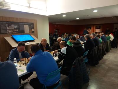 Clasificación Torneo de Ajedrez Open de Navidad de Puente Genil 2016
