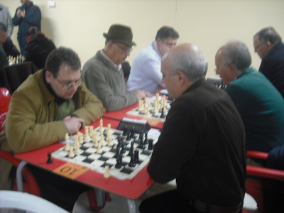 Campeonato Provincial Cordoba Veteranos 2017