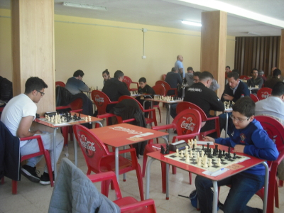 Campeonato Provincial Absoluto Cordoba 2017