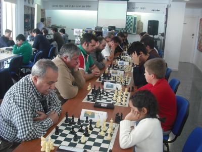 Open Ajedrez Zuheros 2017