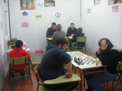 Torneo Ajedrez IES Manuel Reina 2017