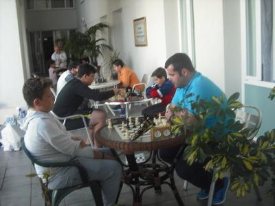 Torneo de Ajedrez Verbena Virgen de los Desamparados de Puente Genil 2017