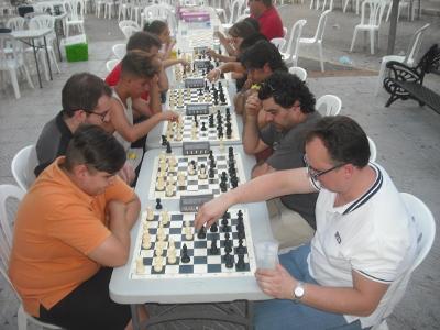 Torneo de Ajedrez Verbena de Miragenil 2017