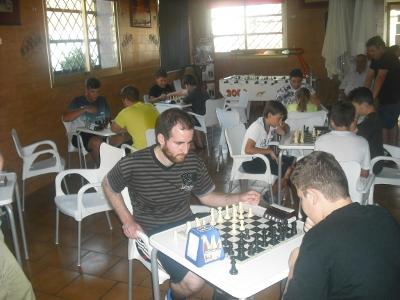 Torneo de Ajedrez Rápido Villa de Puente Genil 2017