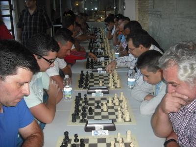 Torneo Ajedrez Ciudad de Lucena 2017