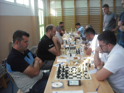 Campeonato Provincial Equipos Absoluto Córdoba 2017/18 ronda 4