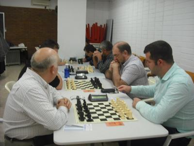 Torneo Ajedrez Provincial Cordoba por Equipos Absoluto 2017 ronda 5