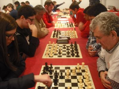 Campeonato Provincial de Ajedrez Relámpago por Equipos de Córdoba 2017