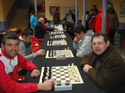 Torneo Interno Ajedrez Clasico Sierra Sur 2018