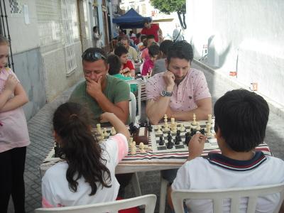 Torneo Ajedrez Verbena Miragenil 2018