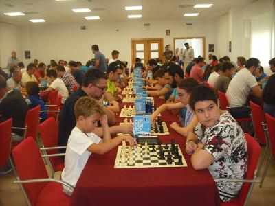 Torneo Ajedrez Anatoli Karpov Teba 2018