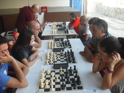 Torneo de Ajedrez Ciudad de Peñarroya-Pueblonuevo 2018