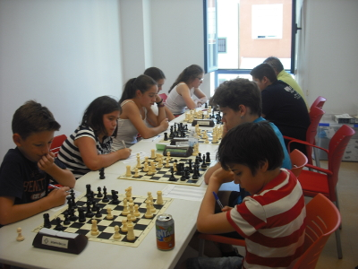Campeonato Provincial Equipos Absoluto Córdoba 2018 ronda 1