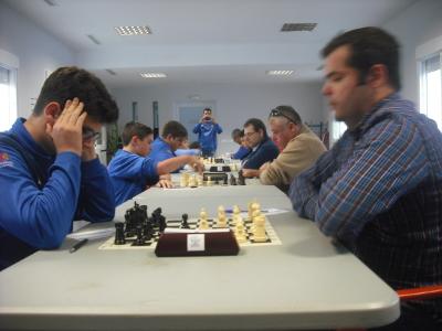 Campeonato Provincial Equipos Absoluto Córdoba 2018 ronda 3
