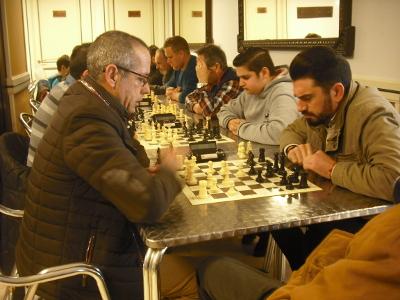 Torneo Ajedrez Reyes Casino Cultural Estepa 01 2018