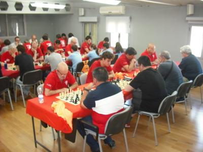 Campeonato Provincial por Equipos de Partidas Rápidas de la provincia de Córdoba 2019