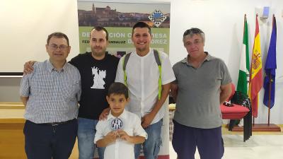 Campeonato de Cordoba de Ajedrez Activo Absoluto 2019