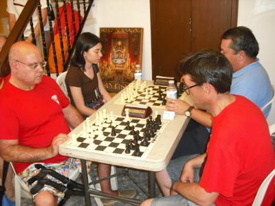 Torneo Ajedrez Verbena Miragenil 2019