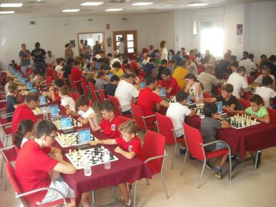 Torneo Ajedrez Anatoli Karpov Teba 2019