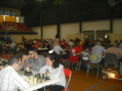 Torneo de Ajedrez Ciudad de Lucena 2019