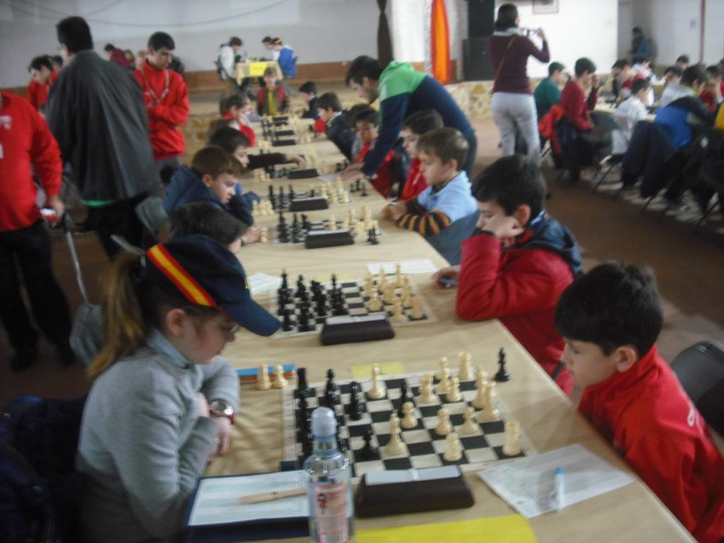 Campeonatos Provinciales Ajedrez Menores 2020